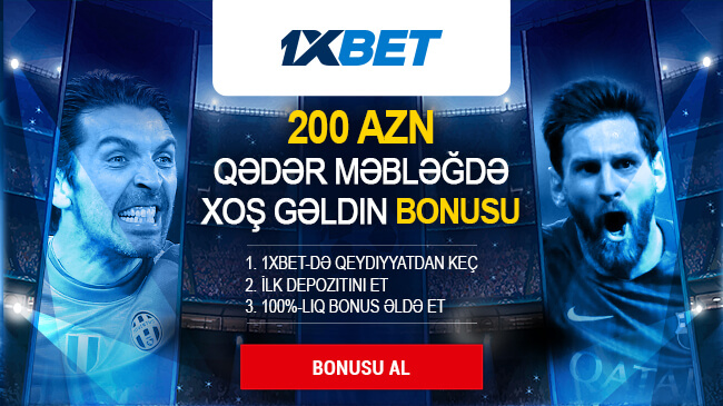 1xBet Azerbaycan